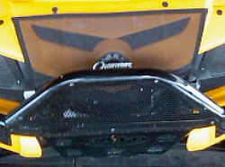 CAN-AM OUTLANDER 800 G1 CHASSIS RADIATOR SCREEN 20-2599