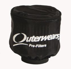 Yamaha YFZ450 Black Pre-Filter by Outerwears - 20-2007-01