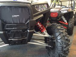 2014 POLARIS  RZR XP 1000 RADIATOR SCREEN 20-2859